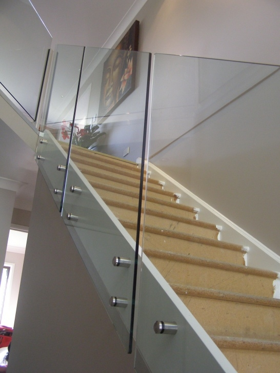 Amazing Glass Stair Balustrade Systems Picture 037