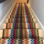 Amazing Zig Zag Stair Carpet Picture 329