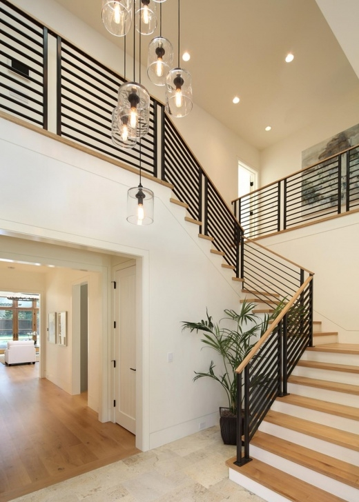 Awesome Indoor Stair Railings Modern Photo 830