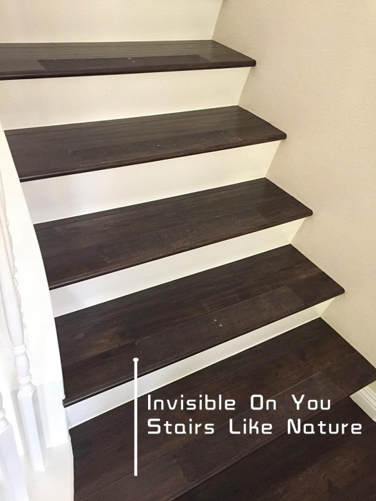 Safety Treads For Wooden Stairs