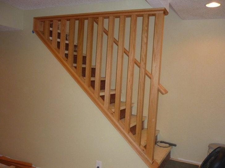 Best Basement Stair Railing Photo 923
