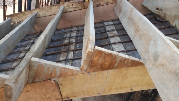 Best Concrete Stair Formwork Design Photo 362