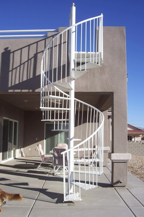 Best Cool Exterior Stairs Design Picture 220
