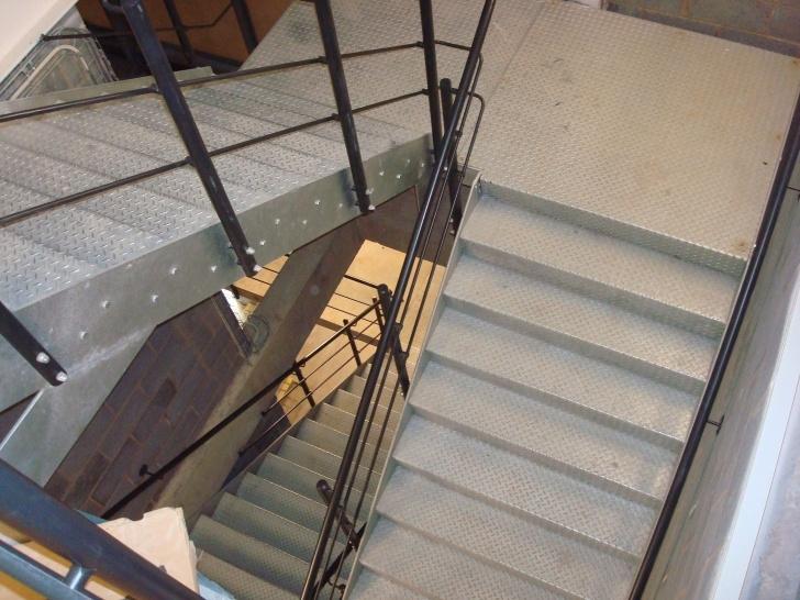 Best Cool Galvanised Steel Staircase Photo 583