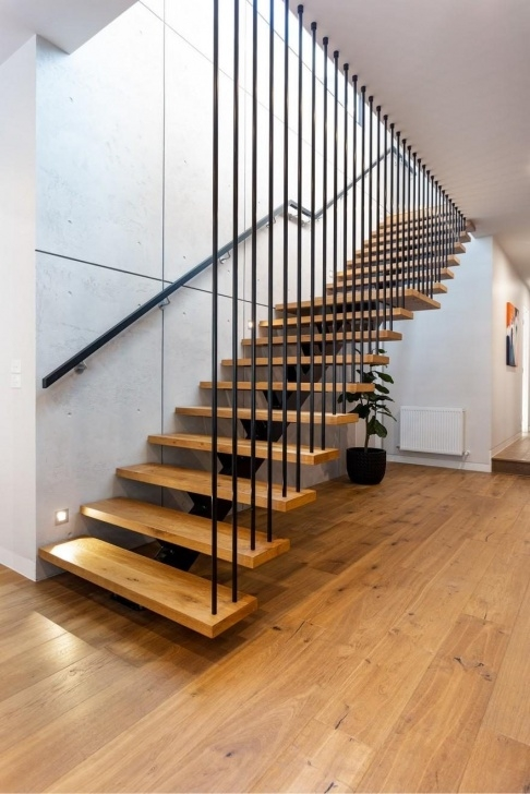 Best Cool Wooden Staircase Design Picture 564