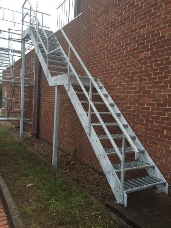 Best Galvanised Steel Staircase Photo 982