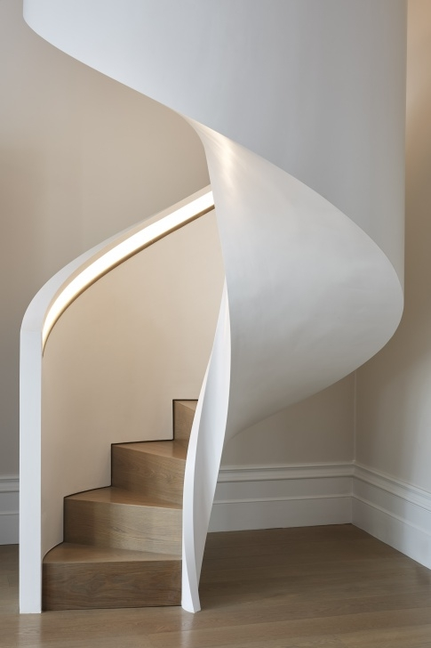Best Helical Staircase Design Image 859