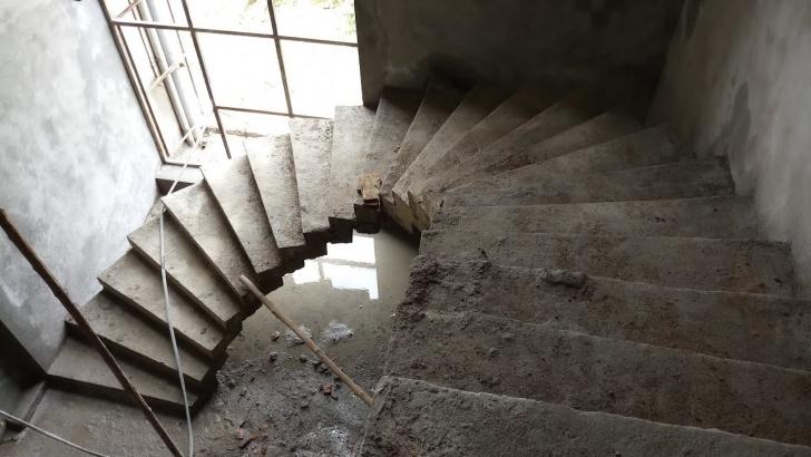 Best Round Concrete Steps Design Photo 422