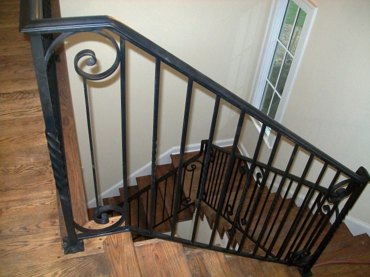 Best Wrought Iron Balustrades And Handrails Image 373