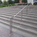 Cool Exterior Stainless Steel Handrail Picture 264