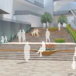 Cool Public Staircase Design Picture 444
