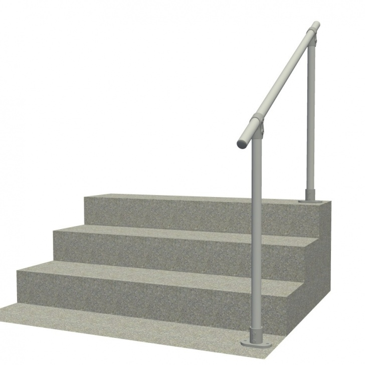 Creative Aluminum Handrail For Stairs Photo 863