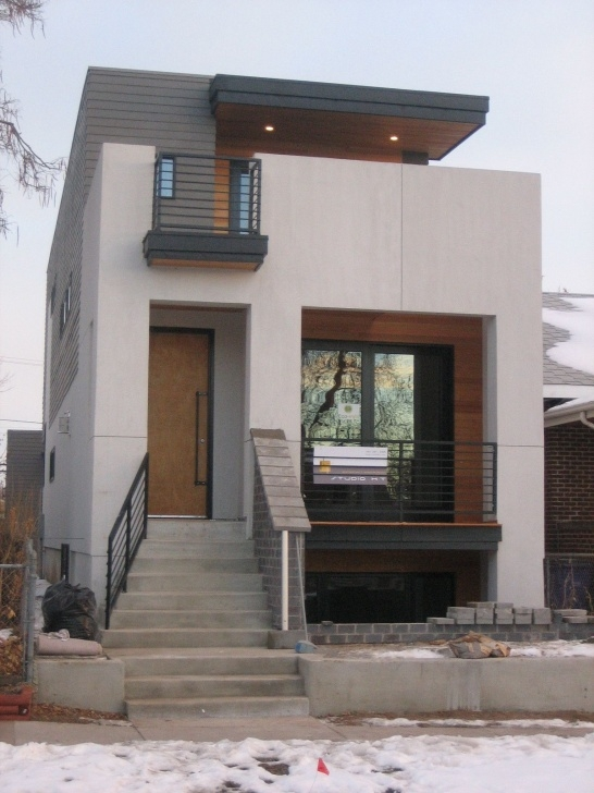 Creative House Design With Stairs Outside Picture 171