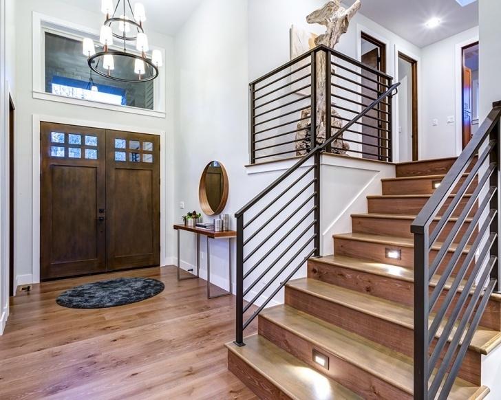 Creative House Stair Railings Photo 604