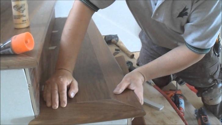 Creative Installing Hardwood Floors On Stairs Photo 250