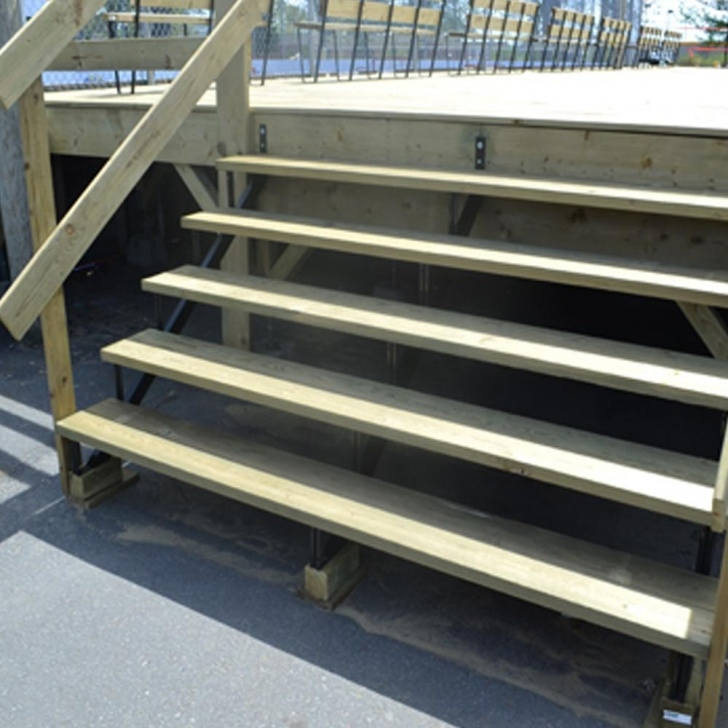 Creative Metal Outdoor Stairs Picture 084