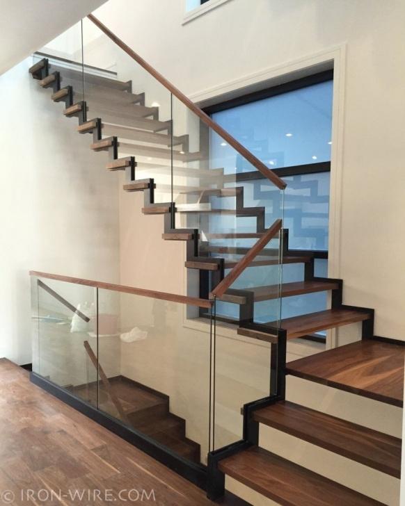Fantastic Indoor Stair Railings Modern Picture 028