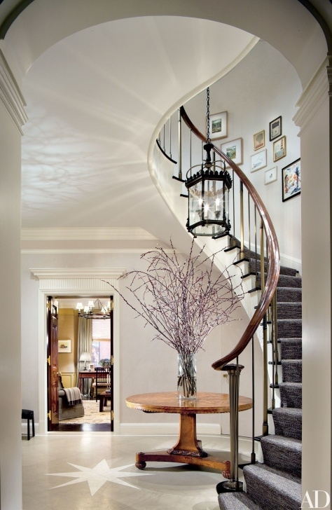 Fascinating Duplex Stairs Wall Design Image 925