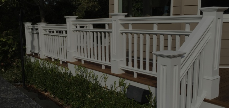 Fascinating Pvc Balustrades And Handrails Picture 708