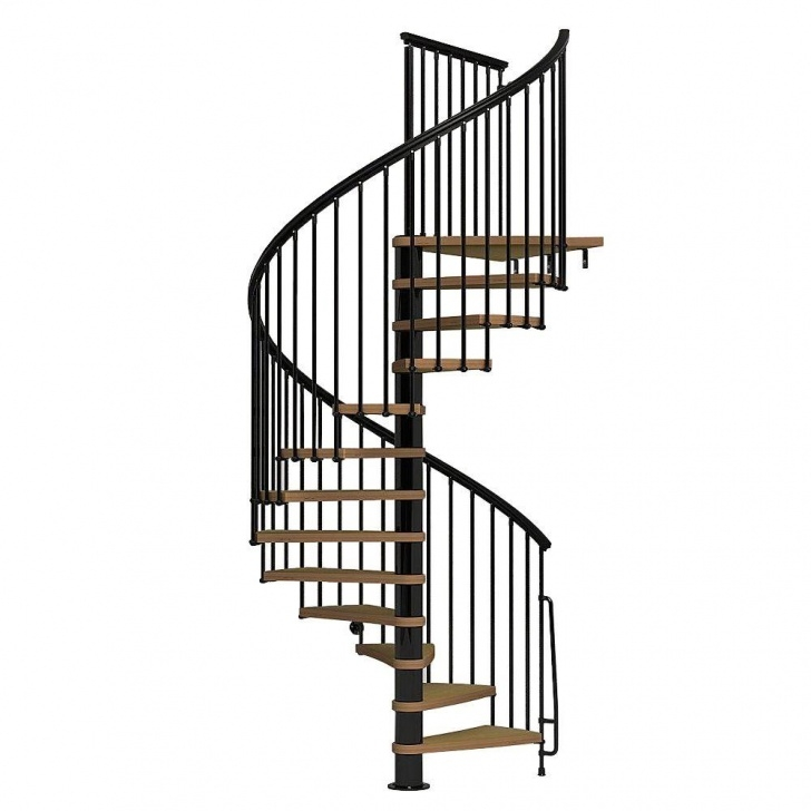 Gallery Of Spiral Staircase Home Depot Photo 200