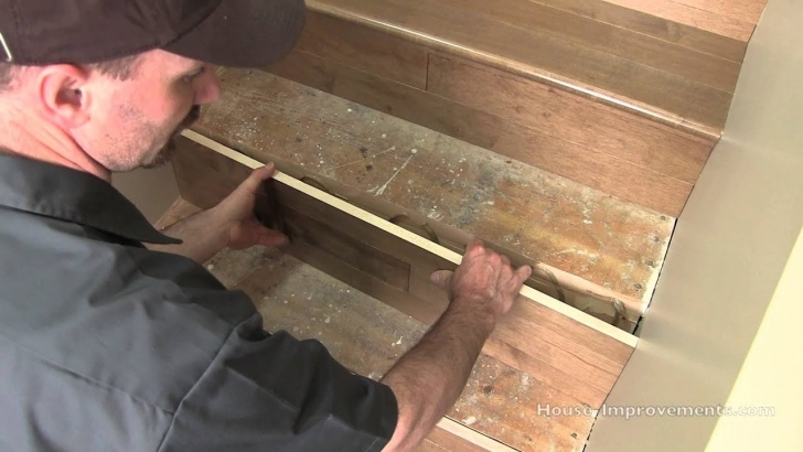 Installing Wood Stairs