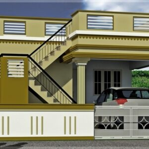Exterior Stairs Designs Of Indian Houses