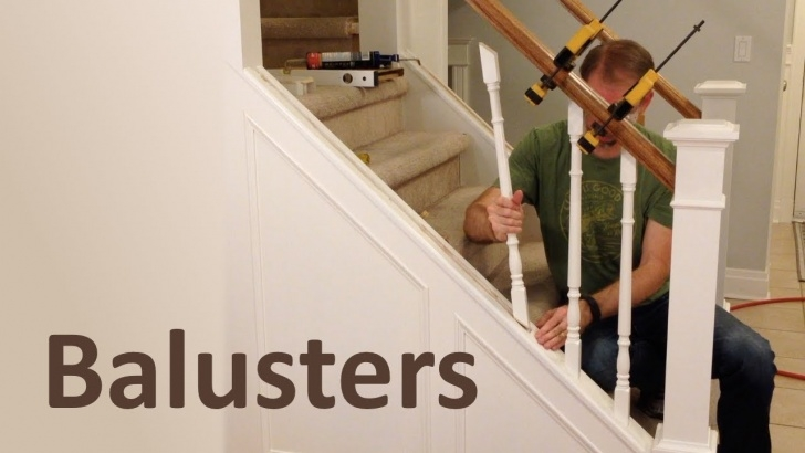 Gorgeous Installing Square Top Balusters Picture 412