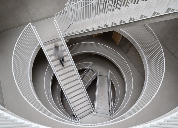 Great Chief Architect Spiral Stairs Image 732