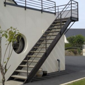 Exterior Stairs Design
