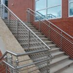Great Ideas Exterior Stainless Steel Handrail Image 619