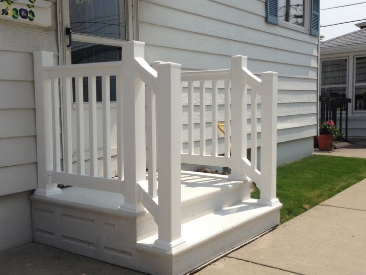 Great Ideas Railing For Cement Steps Picture 591