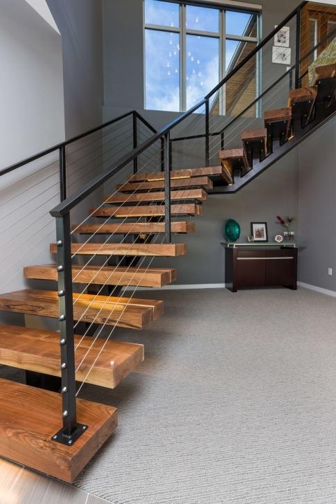 Imaginative Modern Indoor Railing Picture 373