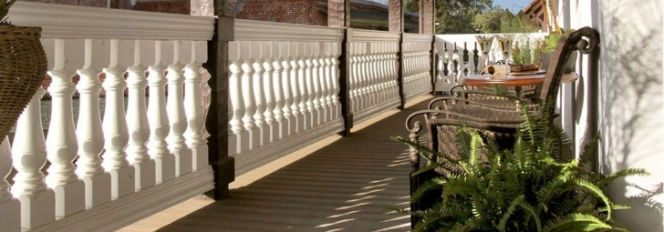 Innovative Pvc Balustrades And Handrails Picture 209