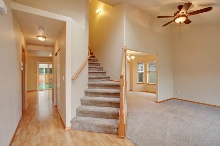 Insanely Wooden And Carpet Stairs Photo 606