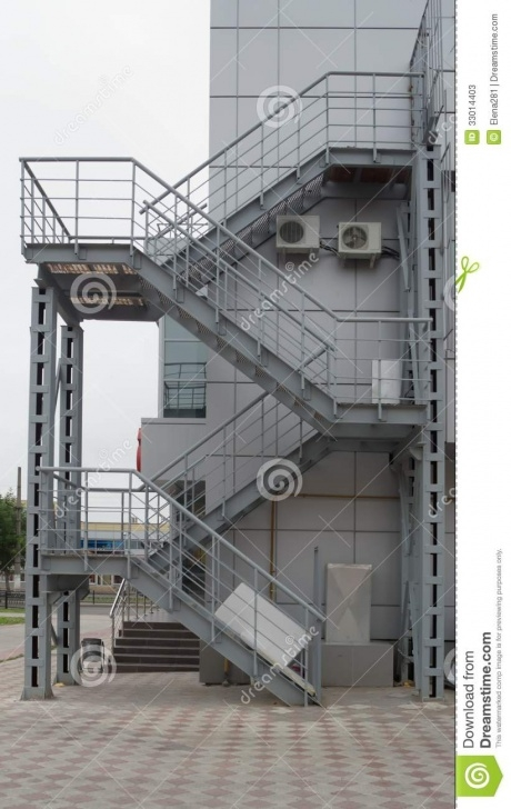 Inspiration Building Outside Stairs Photo 855