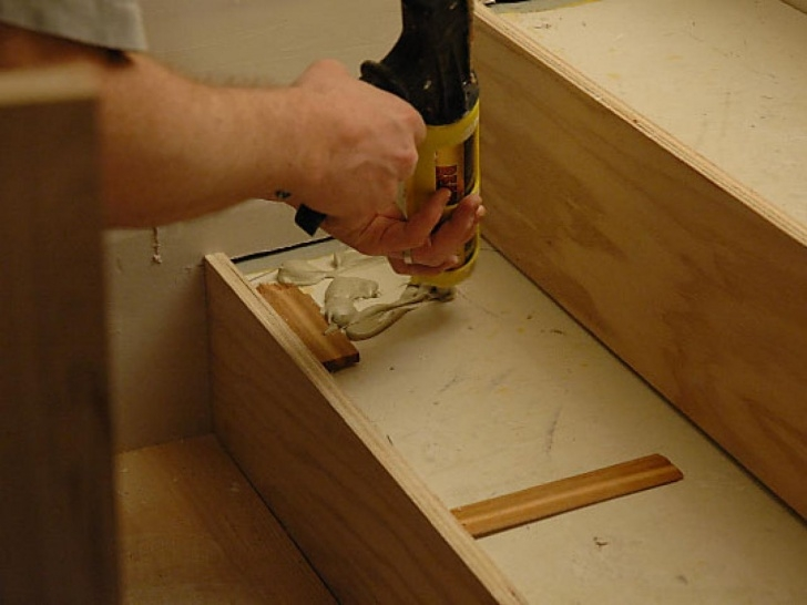 Inspiration Installing Wood Stairs Picture 386
