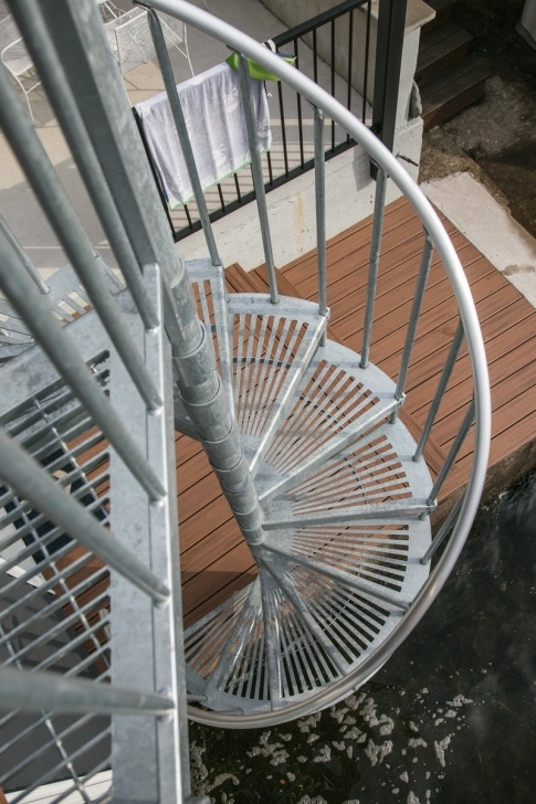 Inspiration Paragon Spiral Stairs Image 010