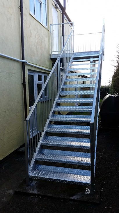 Inspirational Galvanised Steel Staircase Picture 365