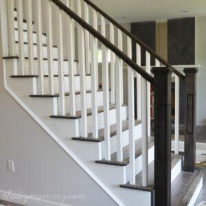 House Stair Railings