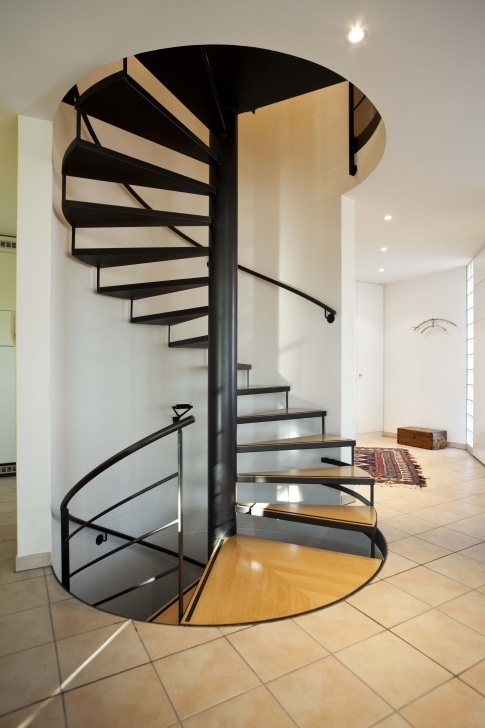 Inspirational Semi Circle Staircase Design Photo 686