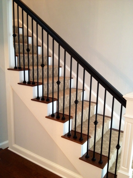 Inspiring Custom Stair Railing Image 498