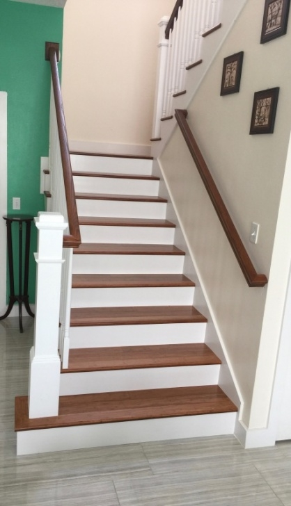 Interesting Custom Stair Railing Photo 351