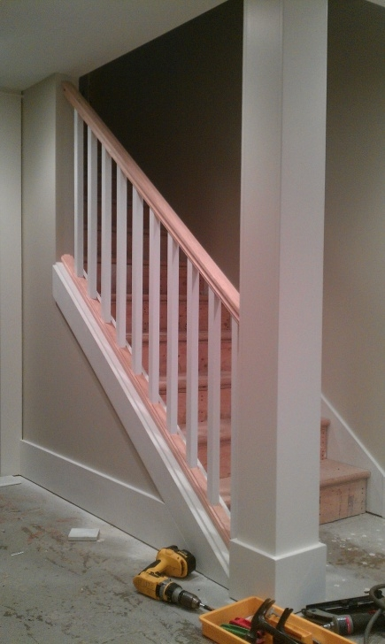 Interesting Stairs Going To Basement Photo 323