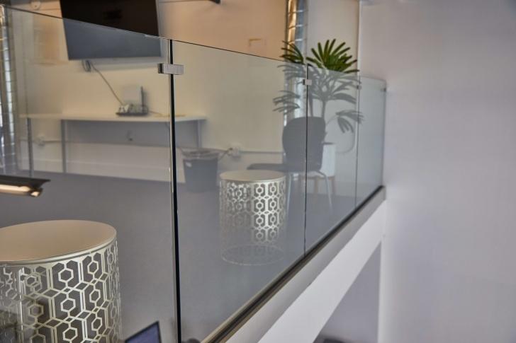 Marvelous Interior Glass Railing Image 554