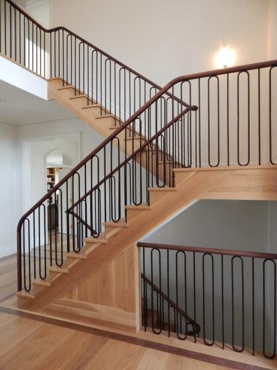 Marvelous Modern Iron Railing Photo 745