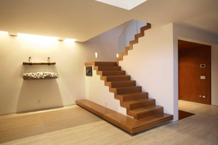 Most Creative Half Landing Staircase Design Picture 816