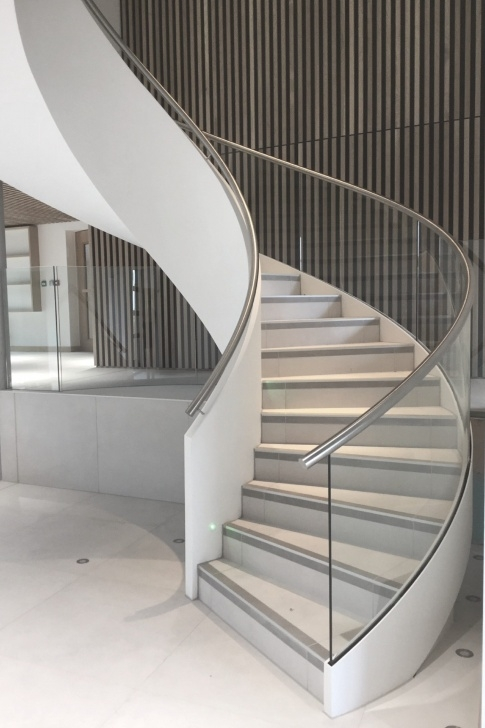 Most Creative Helical Staircase Design Picture 398
