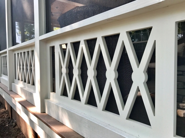 Most Creative Pvc Balustrades And Handrails Image 714