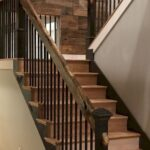 Most Creative Rustic Handrails For Stairs Picture 013