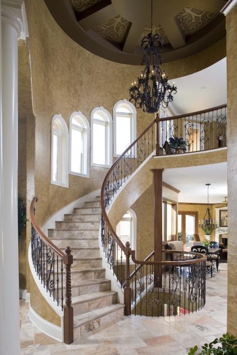 Most Creative Villa Stairs Designs Photo 356